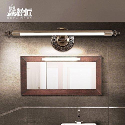 Tydxsd Amerikanische Spiegel Lampe Bad Badezimmer Spiegel Schrank