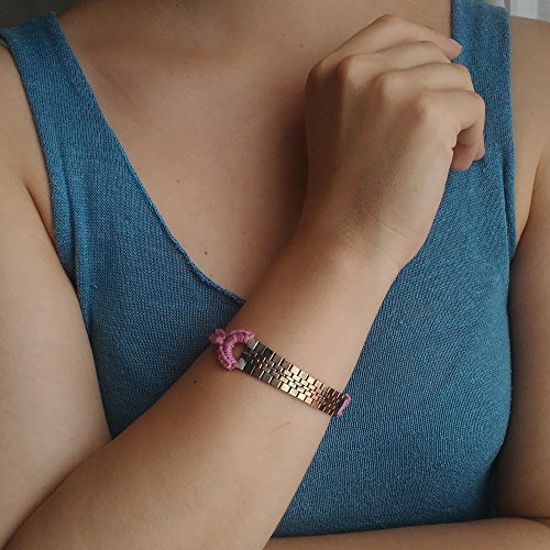 3-ways-to-wear-bracelet-pink