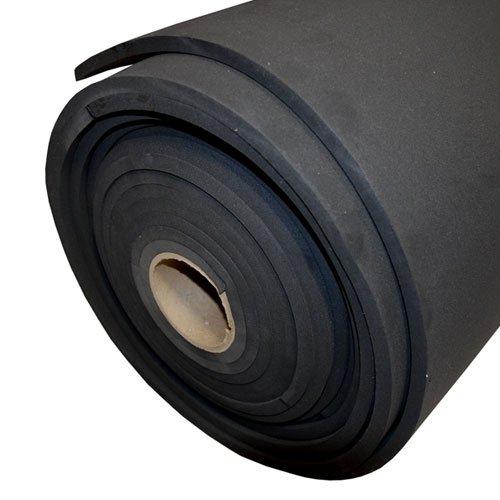 Neopren, 0,3 cm dick, 30,5 cm breit, 137 cm lang