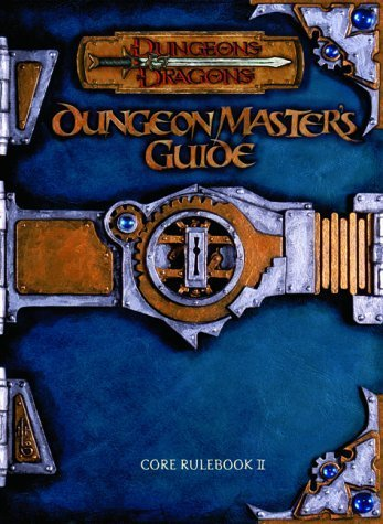 Dungeon Master's Guide: Core Rulebook II (Dungeons & Dragons) by Cook, Monte (2000) Hardcover