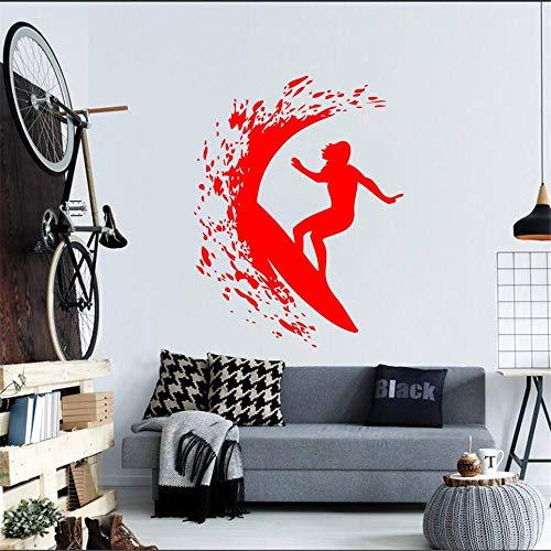 100 Norwegischen Öl-qualität (Qsdfcc Wandtattoo Vinyl AufkleberWohnzimmer Wand Decora Haus Dekoration Tapete Wandbild 3-1 57X57 cm)