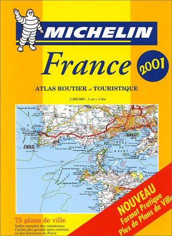 Atlas : France, 20098, 1/200000