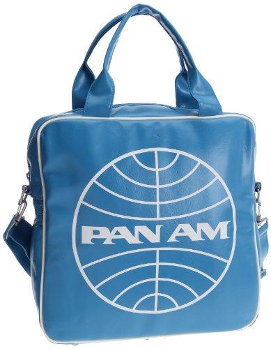 logoshirt-unisex-adult-pan-am-globe-record-fake-messenger-bag-turquoise-132-0293-026