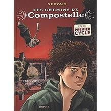 Les chemins de Compostelle - tome 4 - Le vampire de Bretagne de Servais