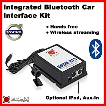 I'm thinking of installing a Gromaudio device that, if your car radio has a CD changer input jack, allows for USB input, AUX input from a cellphone, and for another $50 Bluetooth use of the cellphone through.