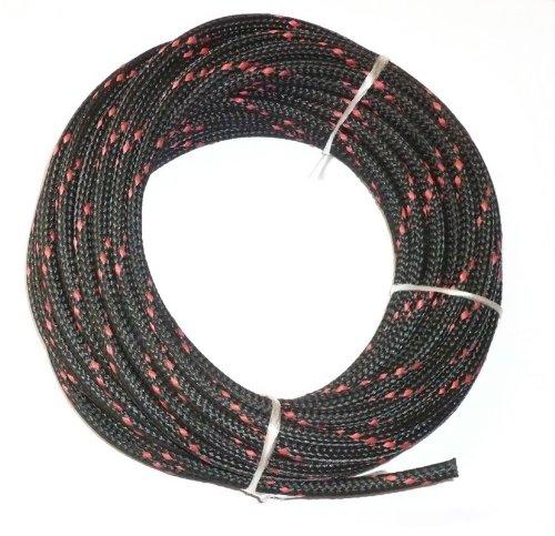Gates 1/m X /Ø 8/mm Flexible de carburant en caoutchouc avec renfort textile spirale Tuyau Essence Essence Diesel 3225