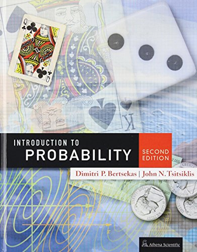 Introduction To Probability por Dimitri P. Bertsekas