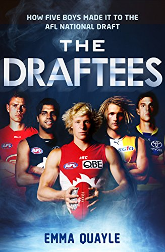 The Draftees: How five boys made it to the AFL National Draft (English Edition)