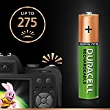 Duracell Recharge Ultra Type AAA Battery (Pack of 4)