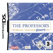 The Professor's Brain Trainer: Memory (Nintendo DS)