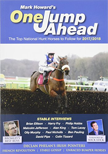 One Jump Ahead 2017/2018 por MARK HOWARD