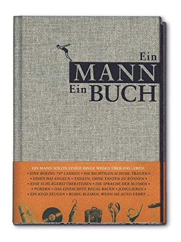 Preisvergleich Produktbild Ein Mann - Ein Buch
