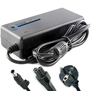 Adaptateur Alimentation Chargeur pour ordinateur portable SAMSUNG NP-R730-JT04FR - Visiodirect -