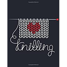 Knitting: Knitting Design Graph Paper 40 Stitches = 50 rows,Designing your own patterns by yourself. Record and Create your project 110 Pages (Knitting Pattern): Volume 2