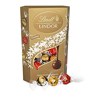Lindt Lindor Bombones de Chocolate