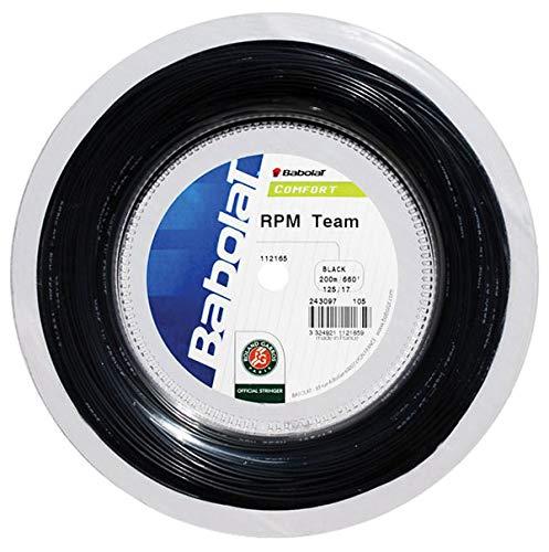 Babolat Tennissaiten RPM Team 1,25 mm schwarz (200) 0
