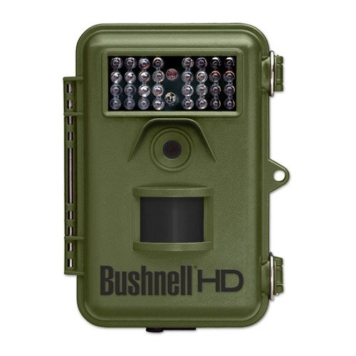 Bushnell Natureview Low Glow Essential HD Camera - Green (12 MP)