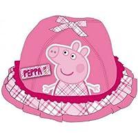 Peppa Pig 2200000219 - Sombrero Premium para niños, color paja, talla única