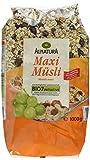 Alnatura Bio Maxi-Müsli, vegan, 2er Pack (2 x 1 kg)
