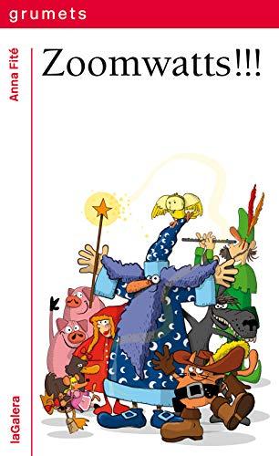 Zoomwatts!!! (Llibres digitals) (Catalan Edition) eBook: Anna Fité ...