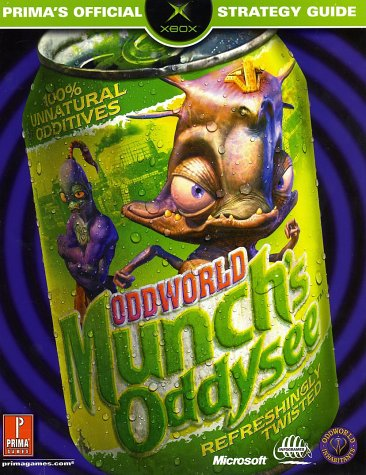 Oddworld Munch's Oddysee: Prima's Official Strategy Guide
