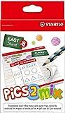 STABILO pics2mix - Pack de jeu éducatif et créatif