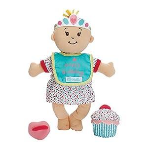 Manhattan Toy 152930Wee Baby Stella Sweet Scents Suave muñeca y cumpleaños Set