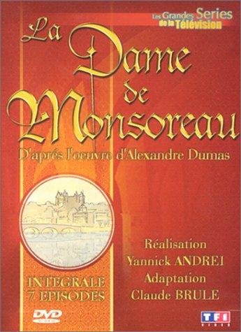 Bild von La Dame de Monsoreau - Vol.1 à 4 - Coffret 4 DVD [FR Import]