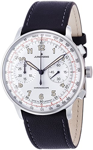 Junghans Meister Telemeter Automatic Chronograph Made in Germany 027/3380.00