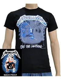 Metallica T-Shirt Ride The Lightning Black, XL