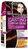 L'Oréal Paris Casting Crème Gloss Glanz-Reflex-Intensivtönung 432 in Mousse au