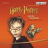 Harry Potter und der Feuerkelch: Gelesen von Rufus Beck von Rowling. Joanne K. (2010) Audio CD