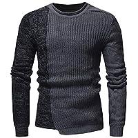 Geili Herren Pullover Strickpullover Longsleeve Sweater Langarm Pulli Herbst Winter Warm Grobstrick Pulli mit... preisvergleich bei billige-tabletten.eu