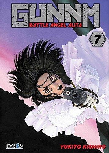 Gunnm Battle Angel Alita 7 por Yukito Kishiro