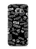 COVER FAKE logo Marken Handy Hülle Case 3D-Druck Top-Qualität kratzfest Samsung Galaxy S6