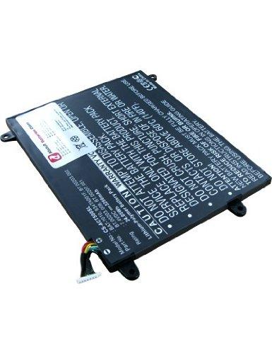 Batterie pour ACER ICONIA TABLET A500, 7.4V, 3250mAh, Li-Pol