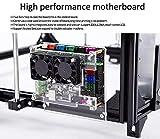FLSUN 3d Drucker DIY Kit Square Full Metal Auto Nivellierung Druck Größe 260X260X350 mit Auto Level beheizte Bett Präzision - 5