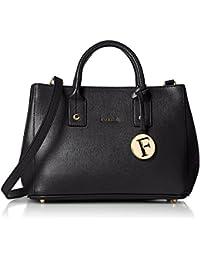 3068518e94 Furla Linda Mini Women s Tote Bag (Onyx)