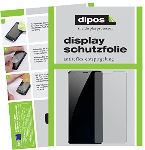 dipos I 6X Schutzfolie matt passend für Nubia Red Magic Folie Bildschirmschutzfolie