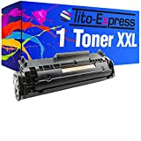 Toner XL PlatinumSerie Schwarz für HP Q2612A 12A Laserjet 1010 1012 1015 1018 1020 1022 1022N 1022NW 1028 3015 3015AIO 3020 3020AIO 3030 3030AIO 3050 3050Z 3052 3055 M1005 M1005MFP M1319 M1319F