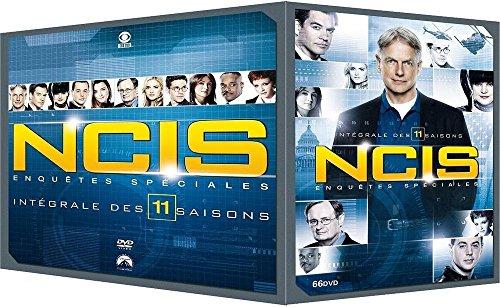 NCIS 1-11 BOX EU-Import - alle Staffeln 1 2 3 4 5 6 7 8 9 10 11 mit deutschem Ton