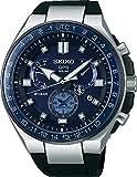 Seiko Astron GPS Solar Dual Time SSE167J1 Reloj de Pulsera para hombres Recepción de GPS para hora & huso horario