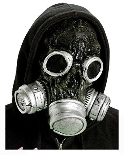 zombie-gas-mask-noir