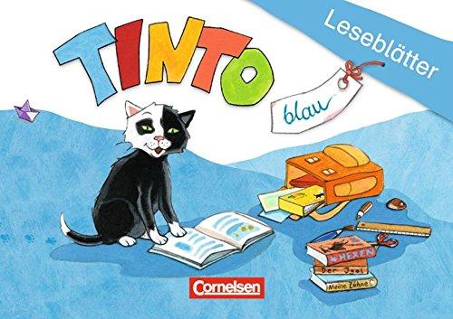 Tinto 1 - JÜL Blaue Ausgabe / 1. Schuljahr - Leseblätter,