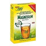 Apoday Magnesium Mango-maracuja zuckerfrei Pulver 10X4.5 g
