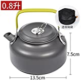 Deals mart 2018 Outdoor kettle cooking tea pot - Best Reviews Guide