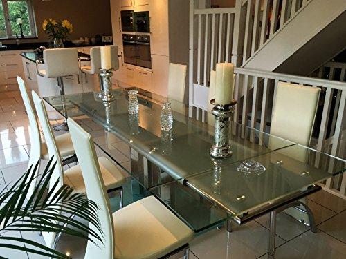 Modernglasstable bas tavolo da pranzo in vetro all il miglior