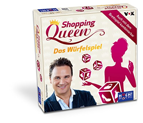 Huch & Friends 879264 - Shopping Queen - Das Würfelspiel