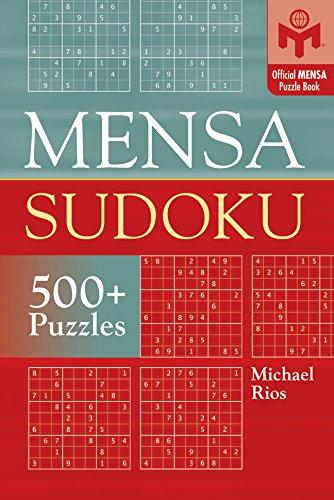 Mensa Sudoku (Mensa(r))