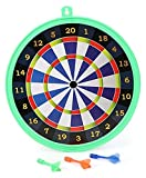 Ratna's Crazy Magnetic 2 Sided Dart Game for Kids to Improve Their Concentration